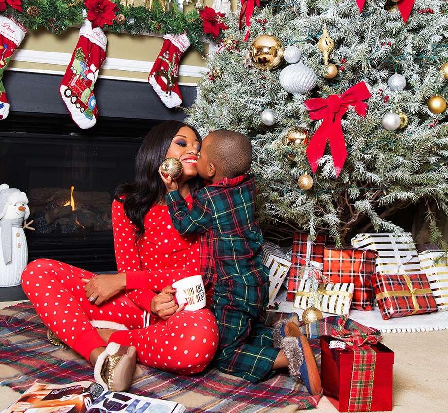 family holiday pajamas, Christmas jimmies, www.jadore-fashion.com