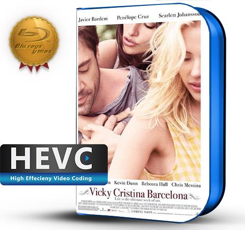 Vicky Cristina Barcelona (2008) 1080P HEVC-8Bits BDRip Ingles (Subt.Esp)(Comedia)