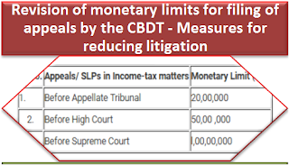 revision-of-monetary-limits-for-filing-appeals-by-the-cbdt
