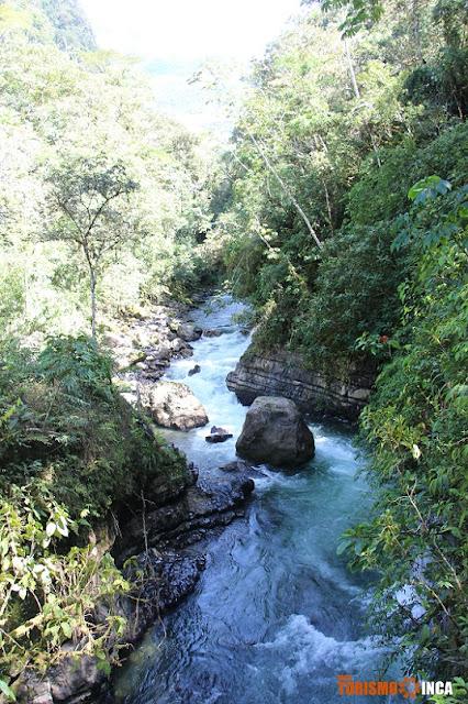Río Ulcumayo Pampa Hermosa