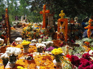 Day of the Dead in Patzcuaro