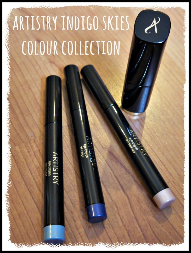 Artistry Indigo Skies Colour Collection