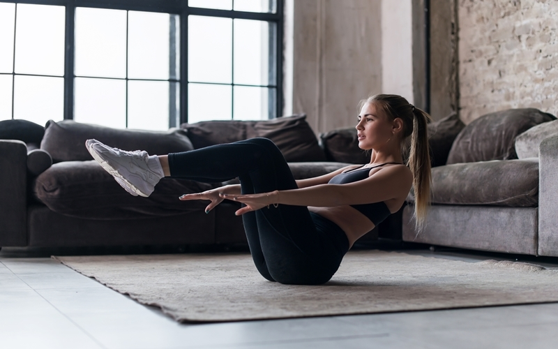 Daha Çekici Bir Karın Bölgesi İçin 6 Egzersiz