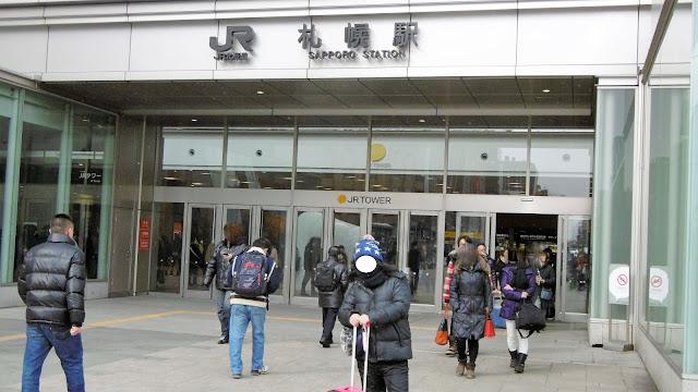 北海道 JR札幌駅