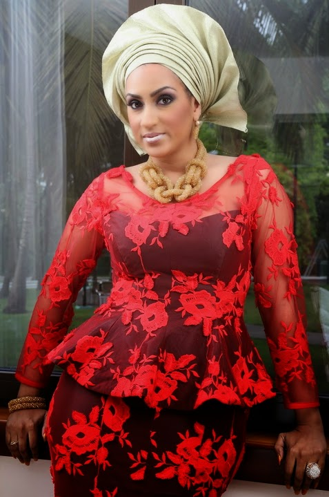 juliet ibrahim native outfit
