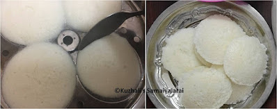 IDLI RECIPE/ HOW TO MAKE  SOUTH INDIAN IDLI BATTER  WITH VIDEO/  SOFT FLUFFY IDLI  /IDLY RECIPE