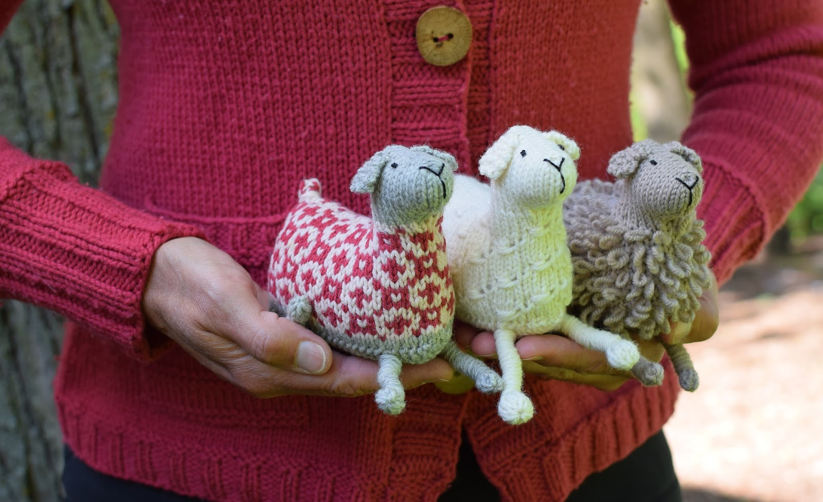 Susan B. Anderson: Sheep! ~ a new pattern and discount