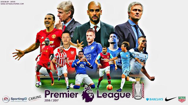 Guia da Premier League 2016/17