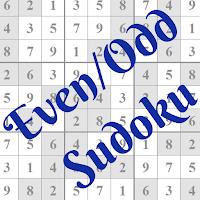 Even/Odd Sudoku