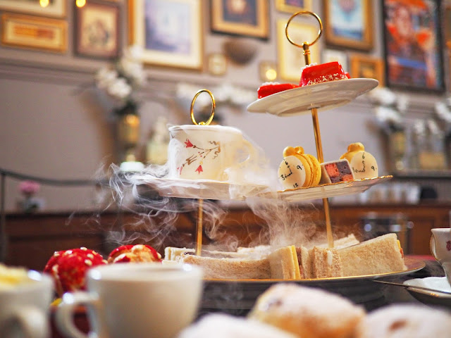 Courthouse Knutsford Cheshire Barristers Restaurant Mad Hatters Afternoon Tea