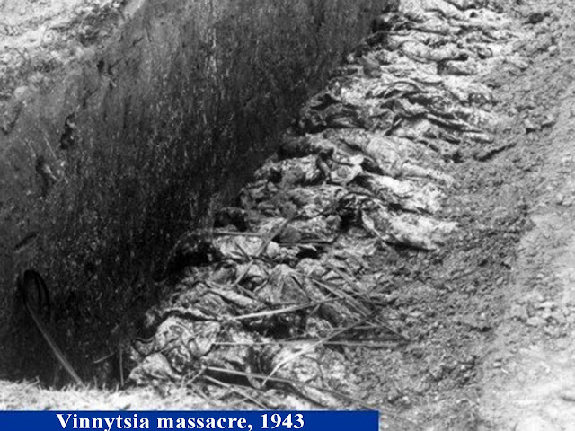 Винницкая трагедія - The Tragedy of Vinnytsia - Vinnytsia massacre