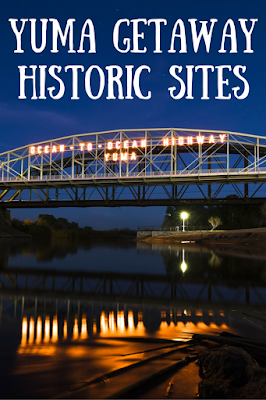 Travel the World: Some of Yuma Arizona's well preserved historic sites.