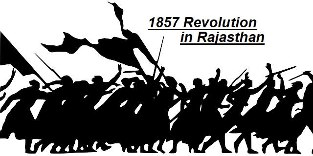 1857 Revolution in Rajasthan