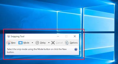 Mengambil Screenshot Pada Laptop/PC