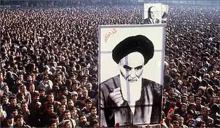 Revolução Iraniana (1979)