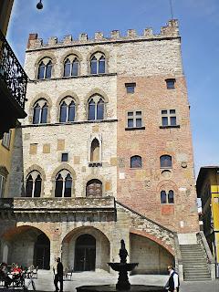 The Palazzo Pretorio in Prato