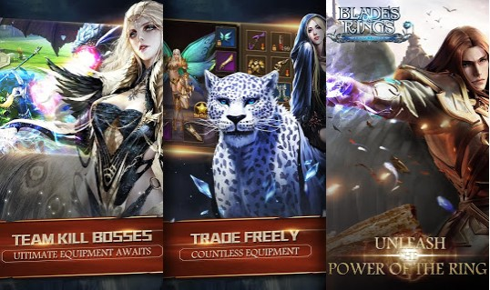 Download Blade and Rings MOD Unlimited Money v3.18.1 Apk Android Terbaru Gratis
