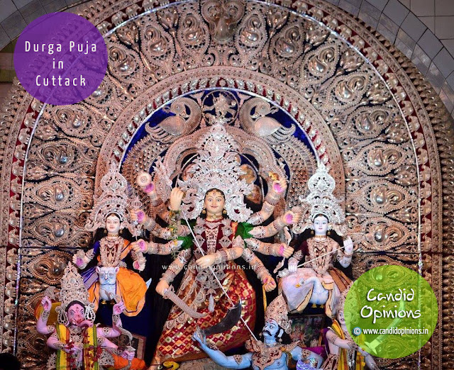 Durga Puja in Cuttack