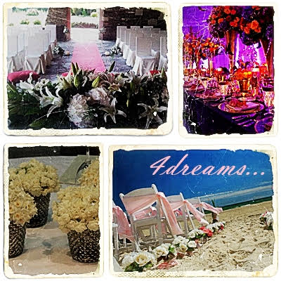 exhibicion mesas banquete de boda decoradas por wedding planner & designers