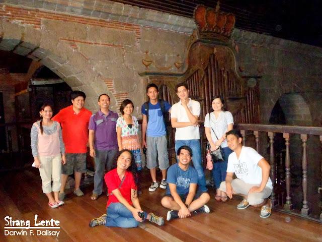 las pinas tourist spots itinerary
