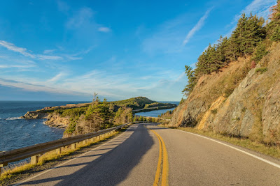 The Cabot Trail, Canada