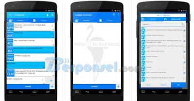 Aplikasi Convert Video ke MP3 terbaik Gratis untuk Android_berponsel