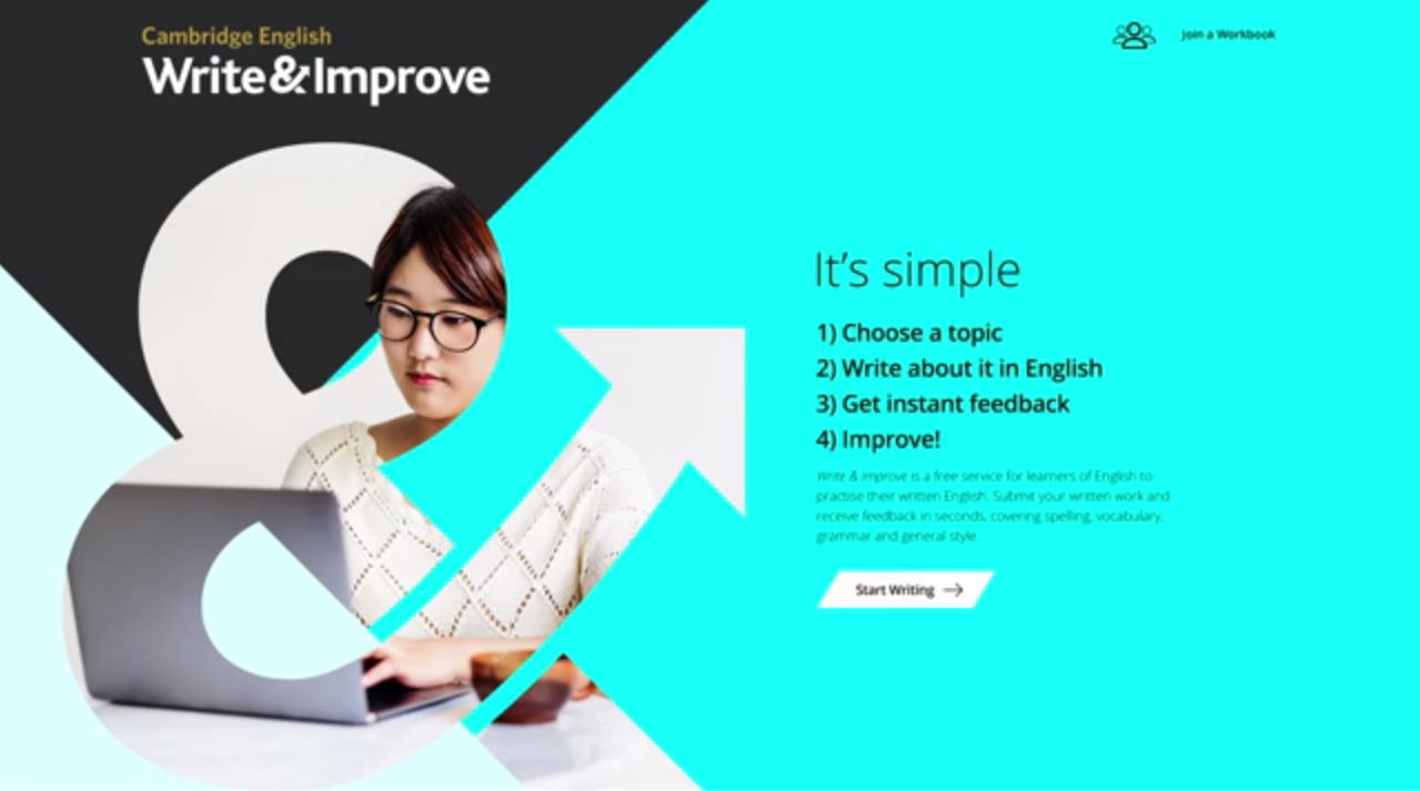 Cambridge English aprenda inglês online