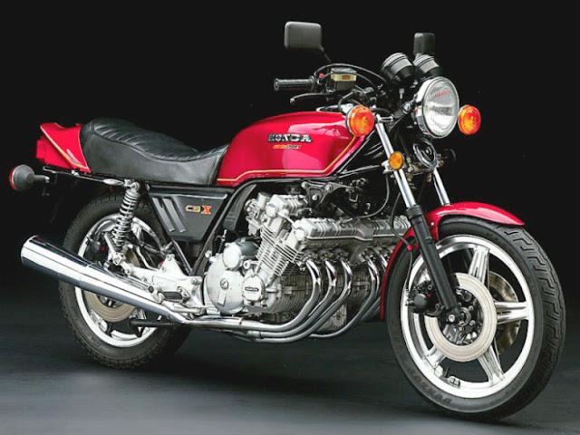 Honda CBX 1000Z