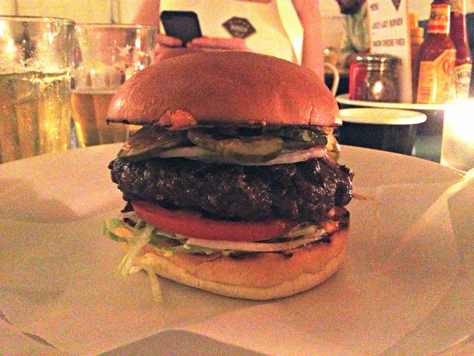 Byron Juicy Lucy Burger Club