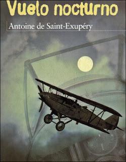 Portada del libro vuelo nocturno para descargar en pdf gratis