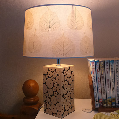 These Lampshades Were Bought From A Well Known Bargain Value High Street  Store, And We Have Made Them More Interesting By Decorating Them With  Skeleton ...