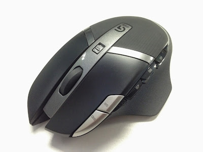 Unboxing & Review: Logitech G602 Wireless Gaming Mouse 11