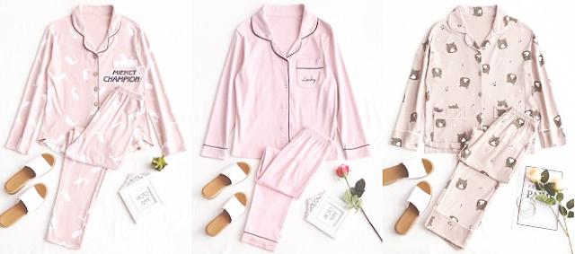 Zaful pyjamas