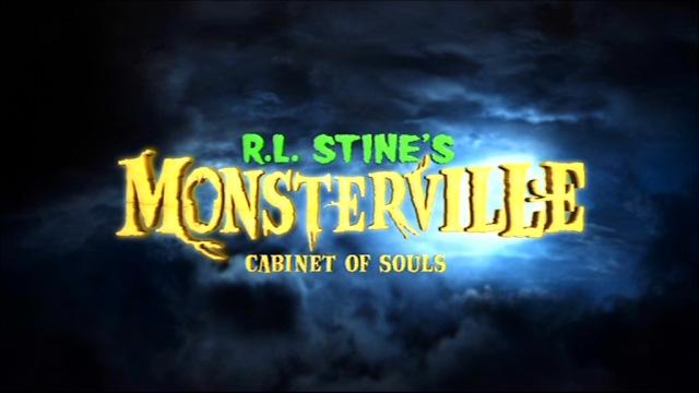 Shameless Pile of Stuff: Movie Review: R.L. Stine's Monsterville ...