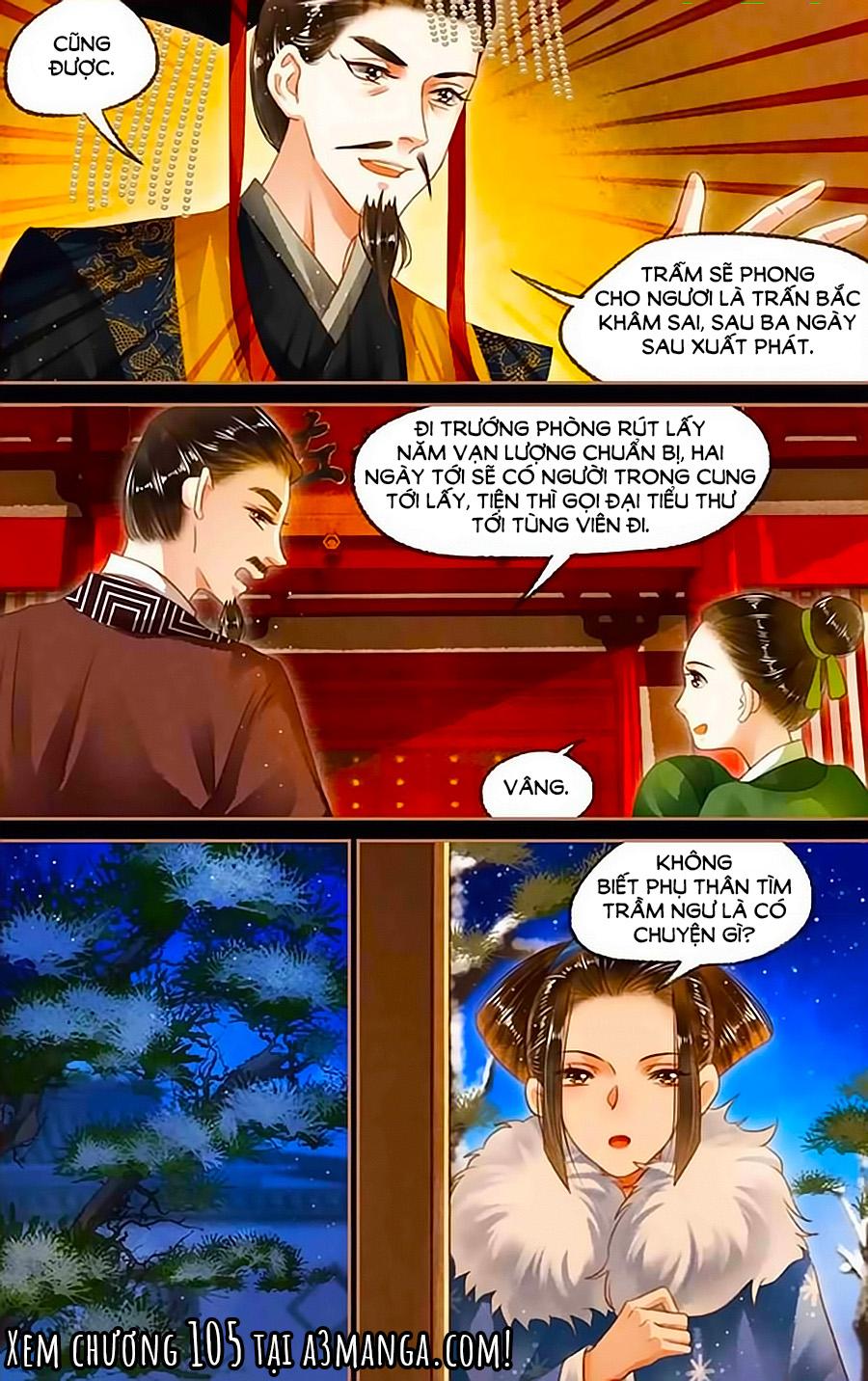 Thần Y Đích Nữ chap 104 - Trang 8