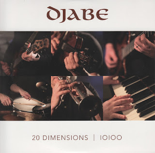 Djabe - 2017 - 20 Dimensions