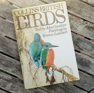 whoopidooings: RYWF - Book purchase - Collins British Birds by John Gooders, Terence Lambert