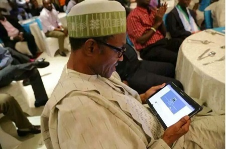 Federal Government Announces Plan to Launch Buhari Mobile App