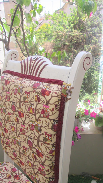 IMG 0135 - למכירה כסא עתיק משופץ