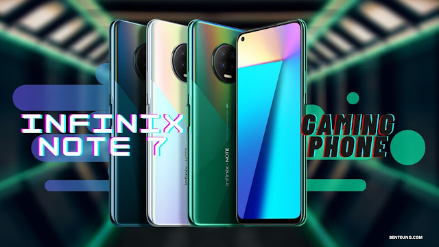 Infinix Note 7 now exclusively available on Shope