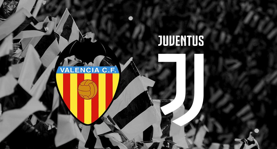 Vedere Valencia-Juventus Streaming Gratis Rojadirecta.