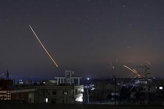 Iran-Israel Saling Serang di Suriah, Ini Reaksi Para Pemimpin Dunia