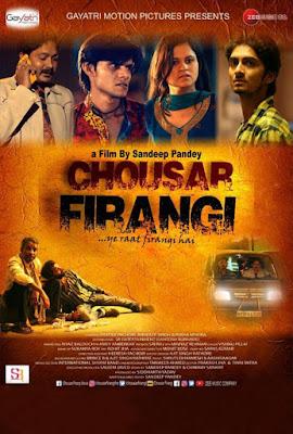 Chousar Firangi 2019 Hindi 720p WEB HDRip 450Mb HEVC x265
