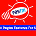 Best Paytm Features For Users 2019