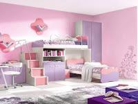 How To Design Bedroom Girls