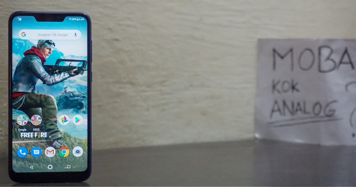 Review Asus Zenfone Max M2 Hp Gaming Yang Terlupakan Net Ilham