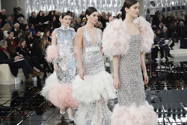 Chanel Haute Couture Spring 2017 | dreamy fashion blog