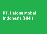 Loker Lampung di PT. Halona Mobel Indonesia (HMI) Terbaru Juni 2016