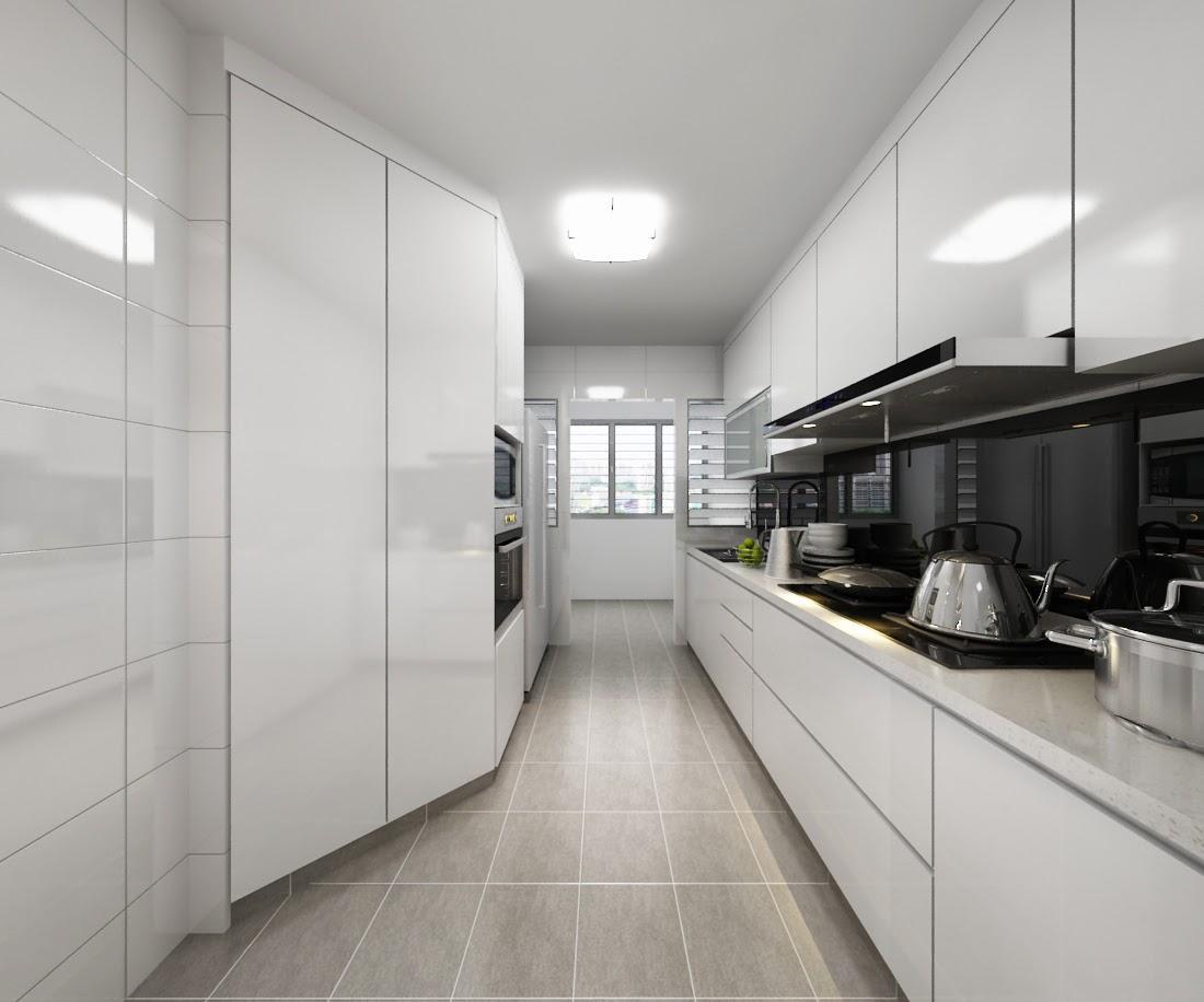 Interior design guide hdb 4 rooms bto modern contemporary - Modern contemporary interior design ...