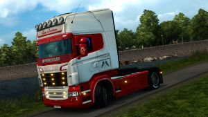 Flying Dutchman skin for Scania RJL